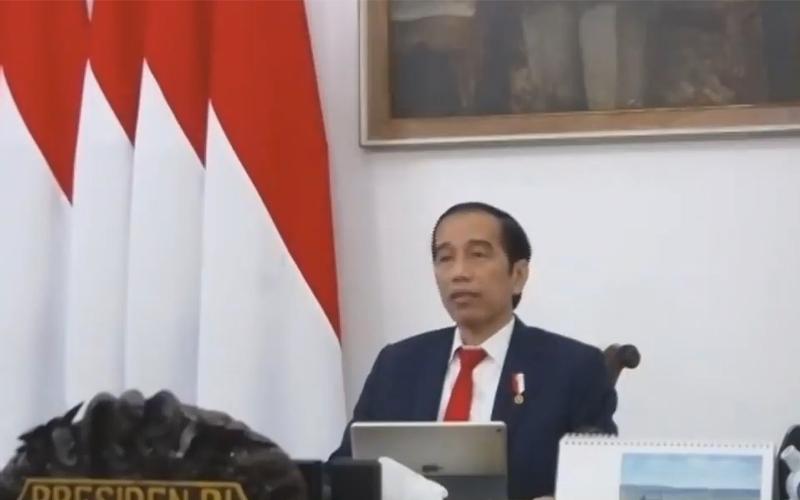 Hindari Kontraksi Ekonomi, Jokowi Minta Cash Transfer Dipercepat