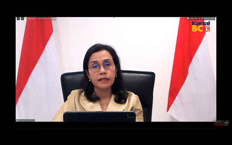 Implementasi NLE Bisa Pangkas Biaya Logistik, Ini Hitungan Sri Mulyani