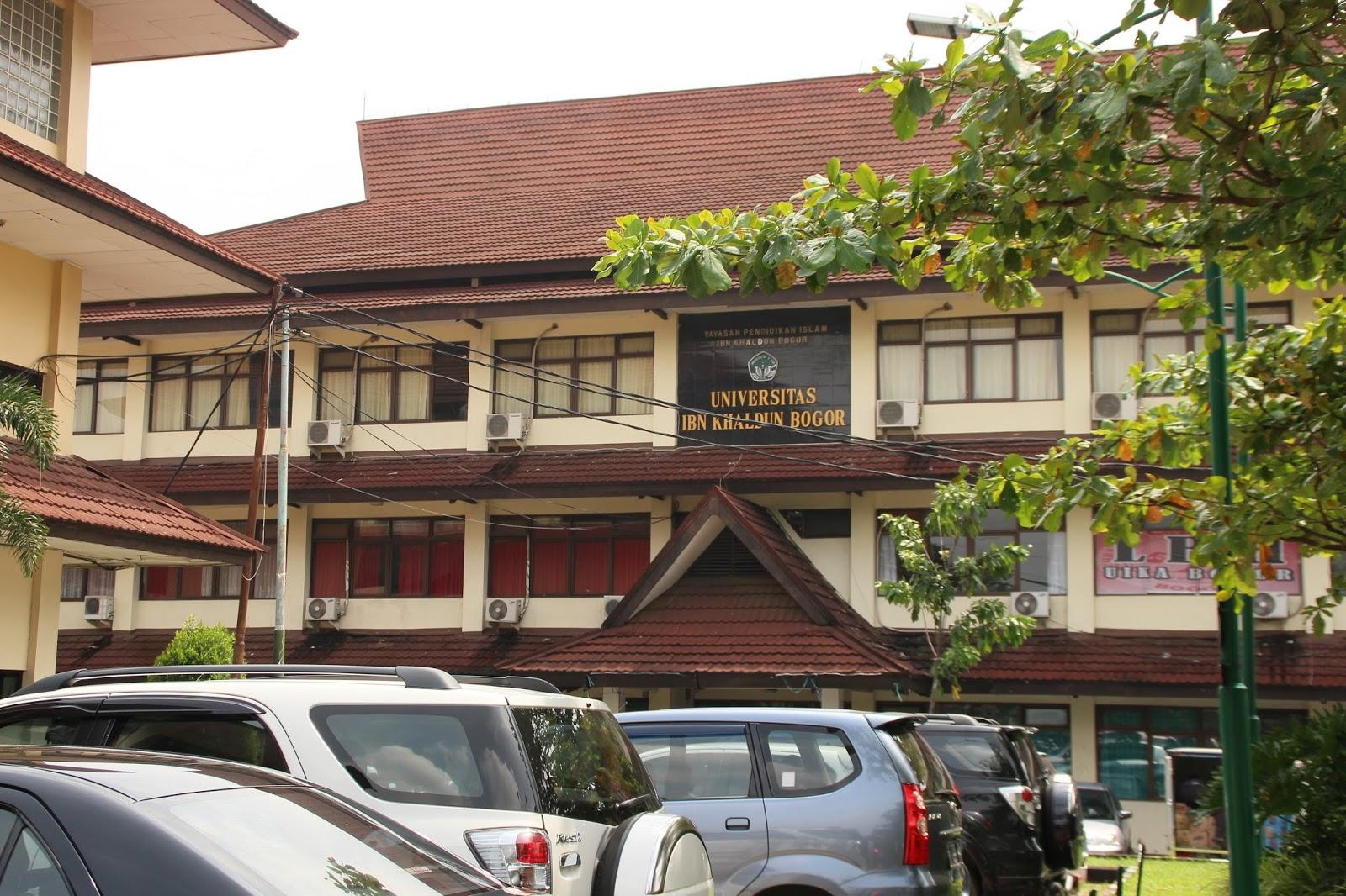 Giliran Universitas Ibn Khaldun Bentuk Tax Center