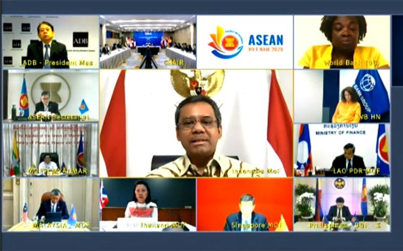 Pemerintah RI Ajak Negara-Negara Asean Terbitkan Obligasi Hijau