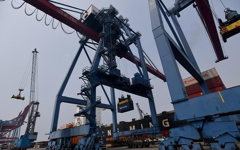 Dwelling Time Pelabuhan Tanjung Emas Makin Singkat, Begini Klaim DJBC