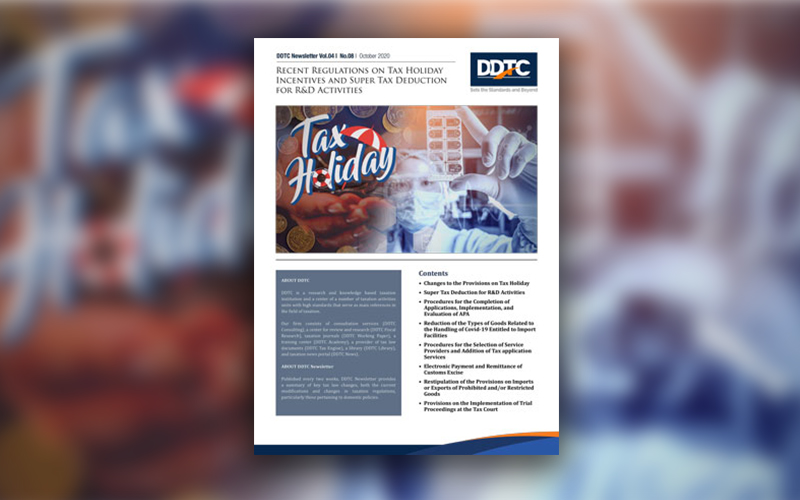 PMK Baru Insentif Tax Holiday dan Supertax Deduction, Download di Sini