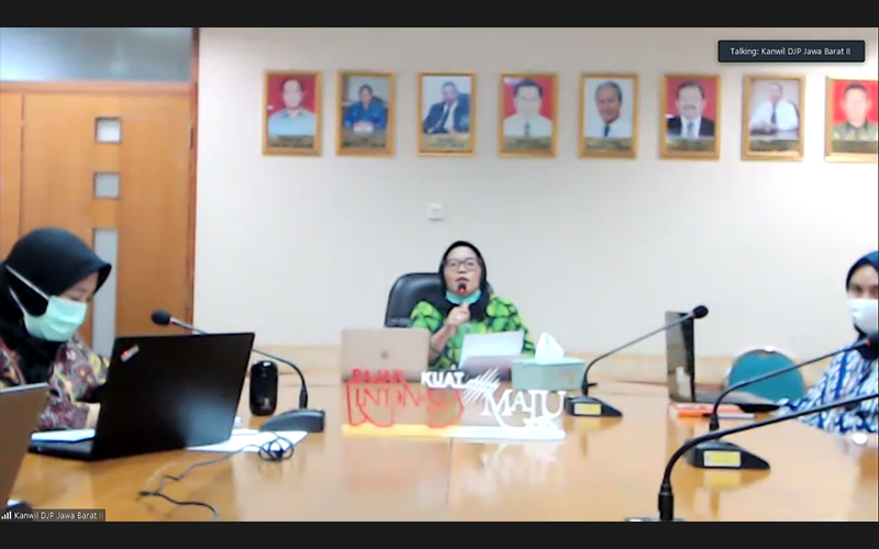 Kikis Persepsi Pajak Rumit, DJP Berharap pada Mahasiswa dan Dosen