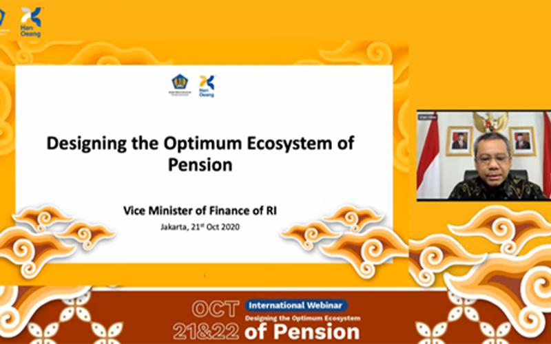 Program Pensiun di Indonesia Bakal Direformasi, Ini Kata Pemerintah