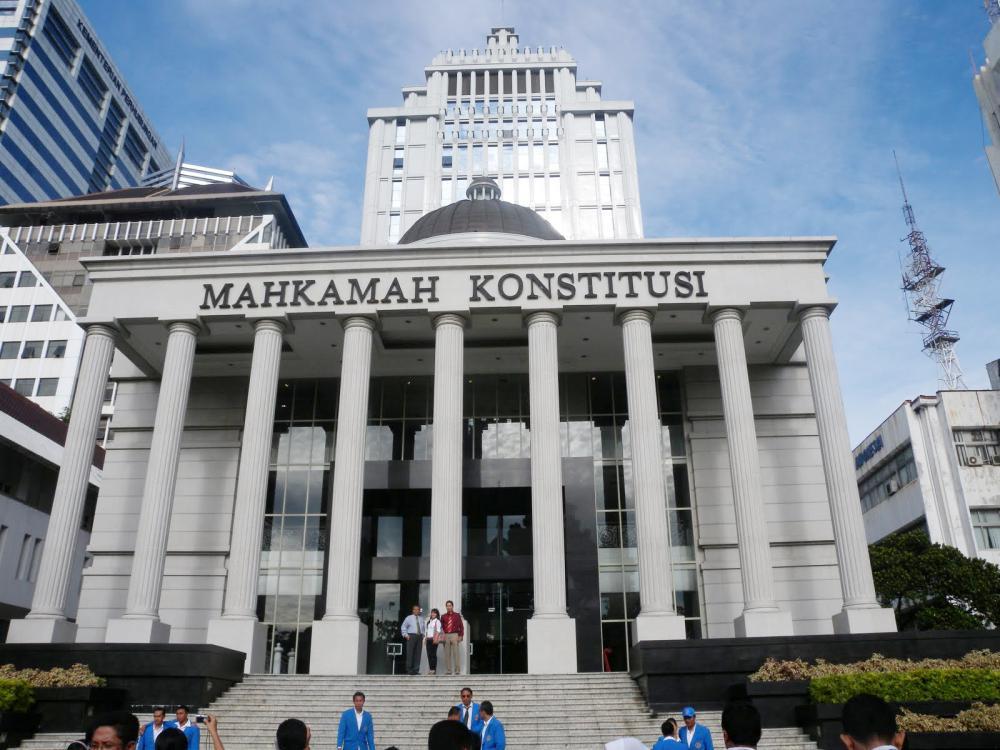 Pekan Depan, MK Gelar Sidang Uji Formil UU Cipta Kerja