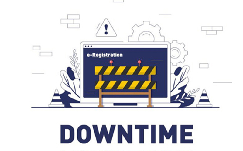 Pengumuman! Sore Ini, e-Reg dan e-Faktur Tidak Bisa Diakses
