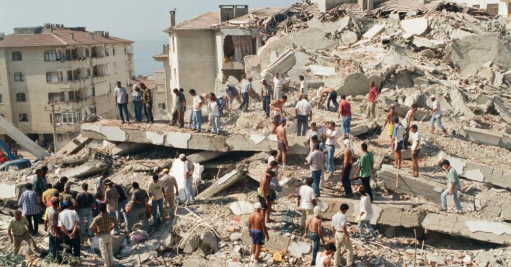 Wah, Erdogan Dituding Salahgunakan Dana Pajak Gempa