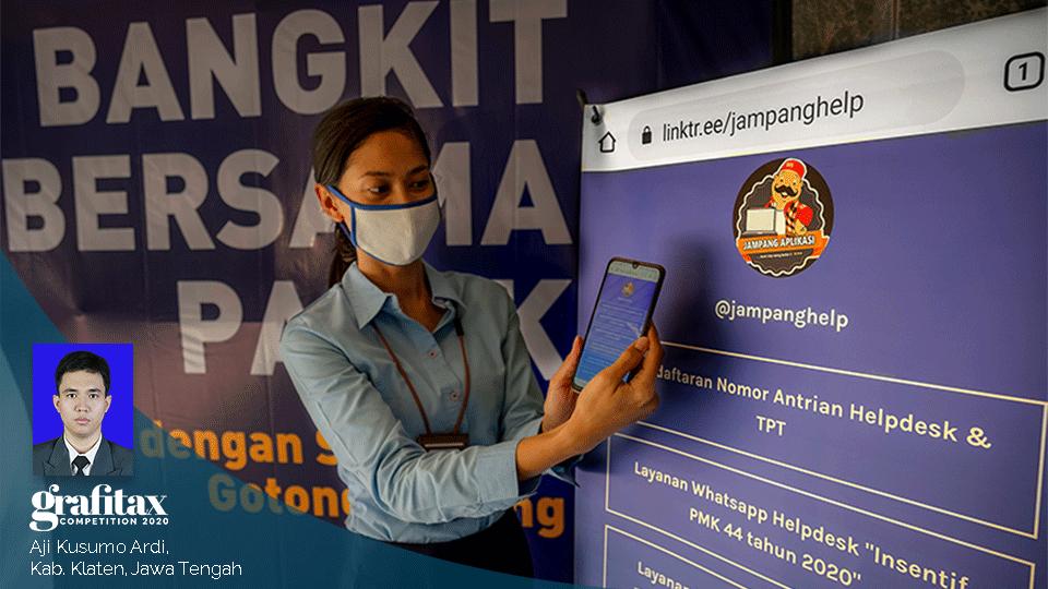 Aplikasi Jampang, Inovasi di Kala Pandemi