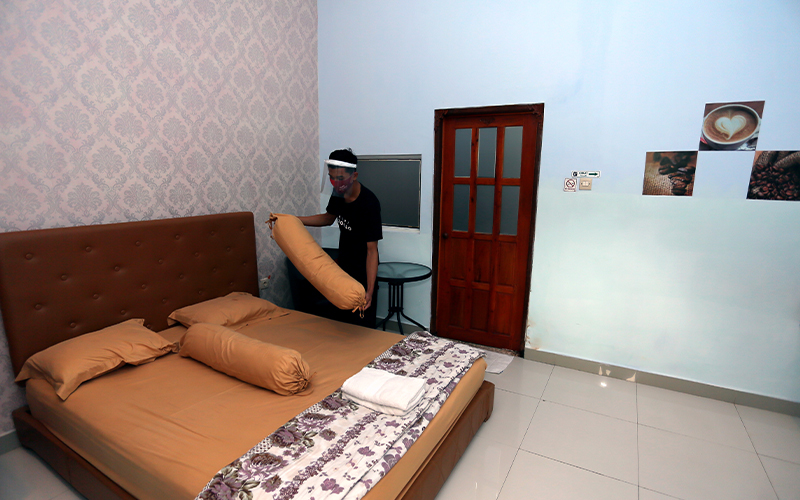 Wuih, Penerimaan Pajak Hotel di Daerah Ini Cetak Surplus
