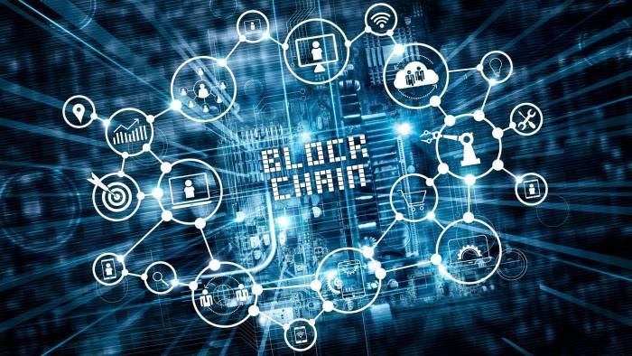 Bea Cukai Manfaatkan Teknologi Blockchain Tahun Depan