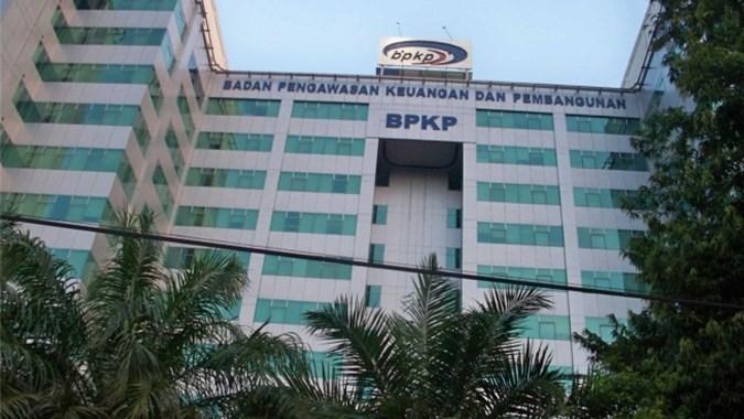 BPKP Rampingkan Struktur Organisasi