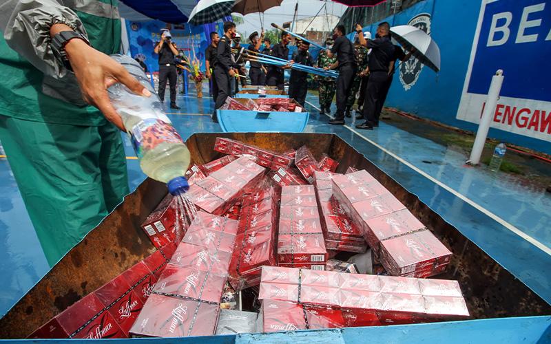 DJBC Pekanbaru Selamatkan Potensi Kerugian Negara Rp6 Miliar