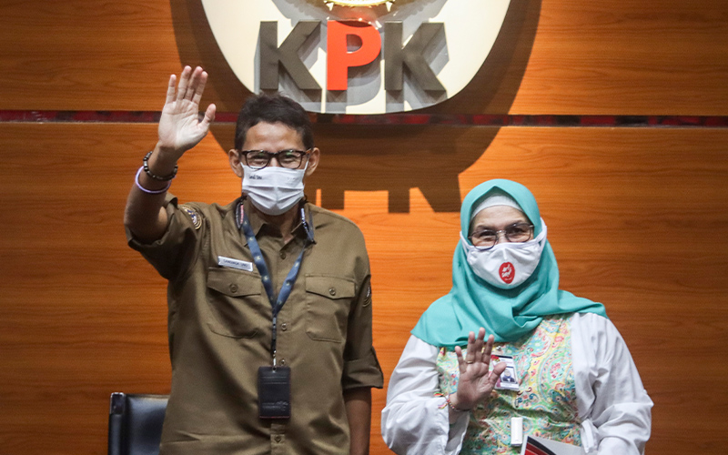 KPK Bakal Kawal Program Bantuan dan Hibah Pariwisata Tahun Ini