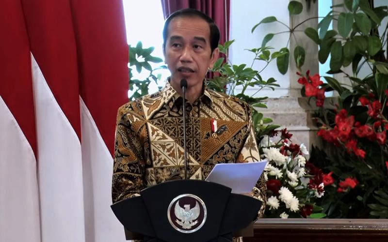 Jokowi Sebut PPKM Mikro Tidak Merusak Kegiatan Ekonomi Masyarakat