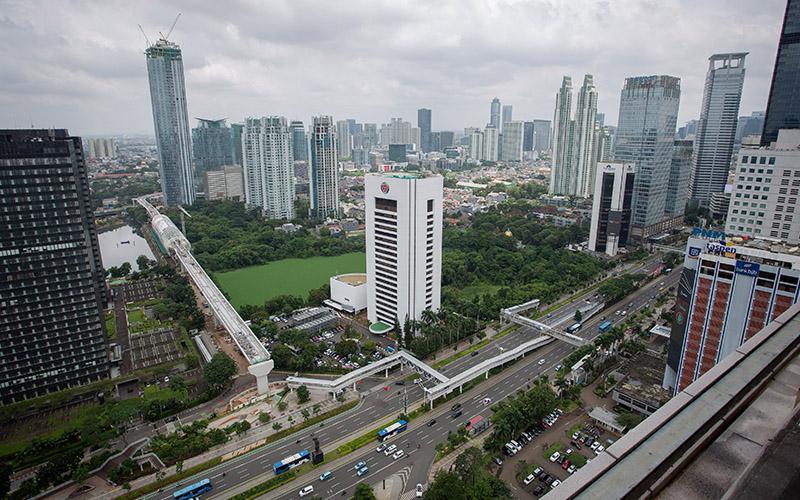 Jokowi Sebut 2021 Jadi Masa Kebangkitan Ekonomi