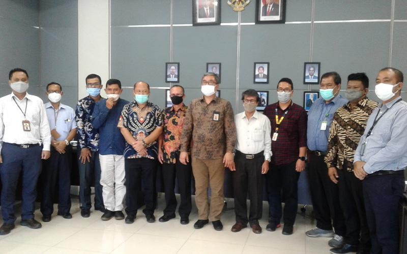 Tim Prodi Administrasi Perpajakan USU Kunjungi Kanwil DJP Sumut II