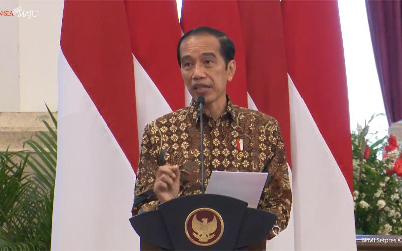 Pacu Ekonomi, Jokowi: Harus Berbasis Inovasi dan Teknologi