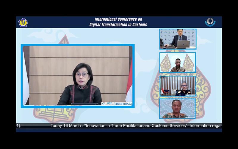 Sri Mulyani Ungkap 4 Alasan Transaksi Digital Harus Diatur