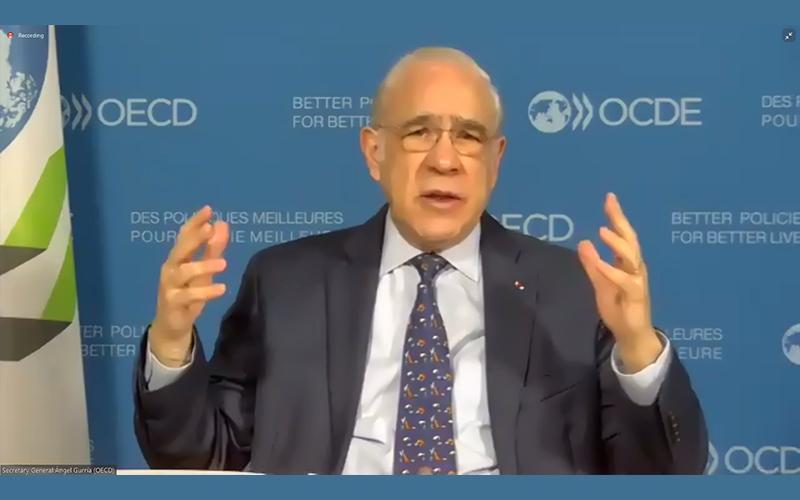 Soal Tax Ratio Indonesia, Ini Kata Sekjen OECD