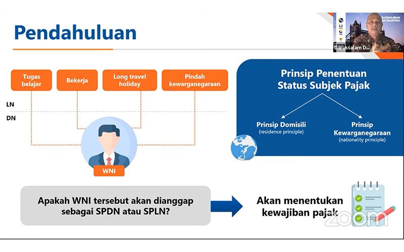 WNI Berstatus SPDN atau SPLN? Ini 4 Konsekuensi Kewajiban Pajaknya