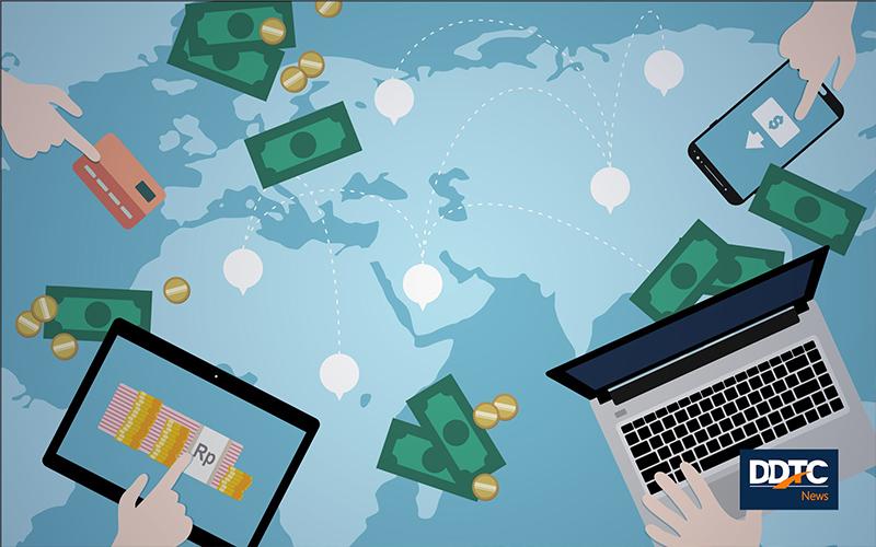 Tunggu Sikap AS, Pajak Penjualan Online Ditunda