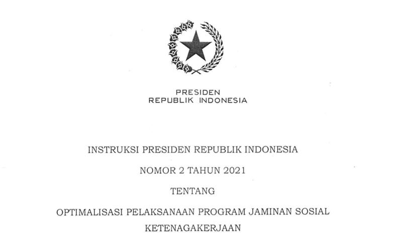 Inpres Baru! Jokowi Minta Data Pajak dan Kepesertaan BPJS Disinergikan