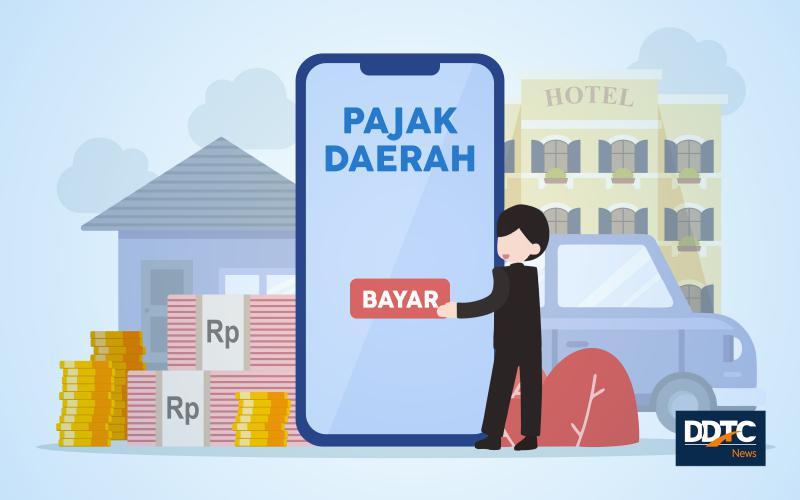 Cegah Kebocoran Pajak, Host to Host e-BPHTB Diluncurkan