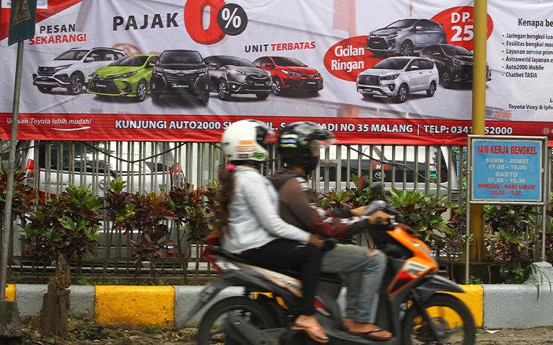 Aturan Laporan Realisasi PPnBM Mobil DTP Kini Diperketat