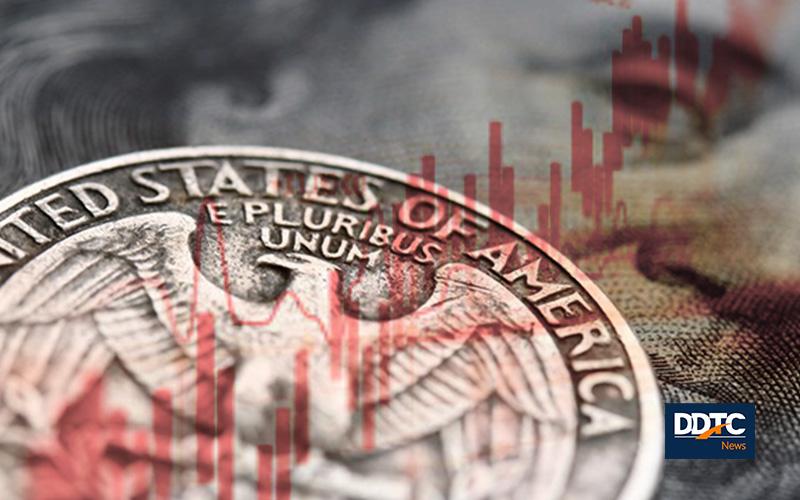 Kembali Tertekan, Rupiah Melemah Terhadap Dolar AS