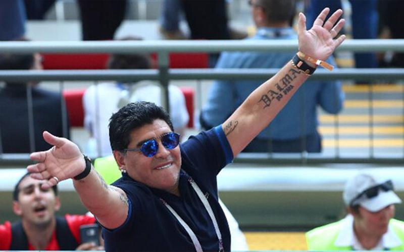 Pengadilan Putuskan Almarhum Diego Maradona Dapat Amnesti Pajak