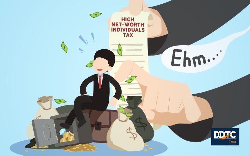 IMF Usulkan Penerapan Pajak Kekayaan Jadi Solusi Sementara