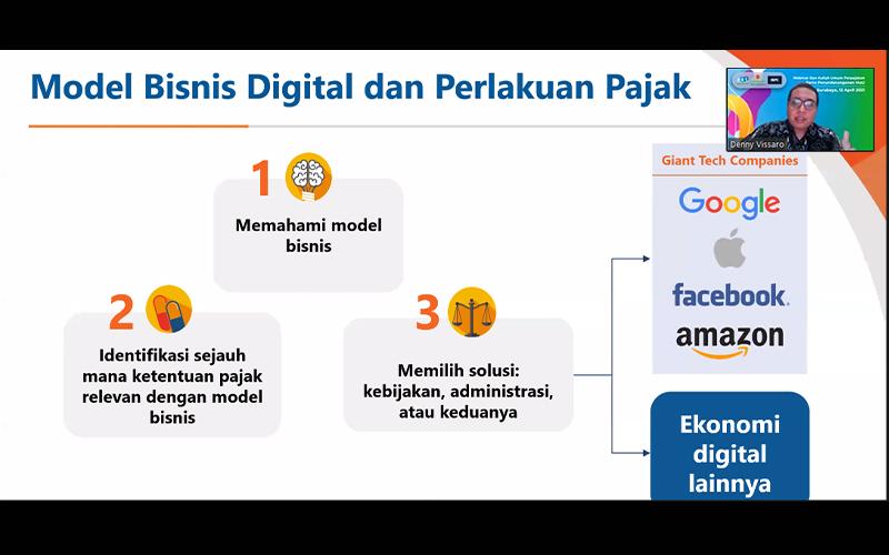 Atasi Masalah Pajak karena Digitalisasi, Perlu 3 Tahap ini