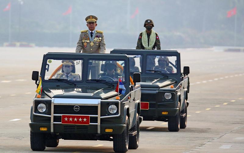 Diminta Tak Bayar Pajak kepada Militer, Begini Sikap Bos Total
