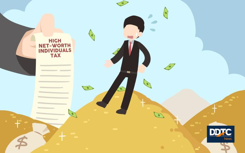 Survei Terbaru: Mayoritas Responden Dukung Pengenaan Pajak Kekayaan