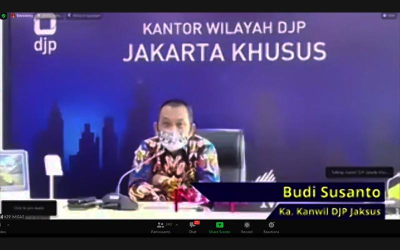 Hingga 21 April, Setoran Pajak WP K3S Migas Capai Rp12,7 Triliun