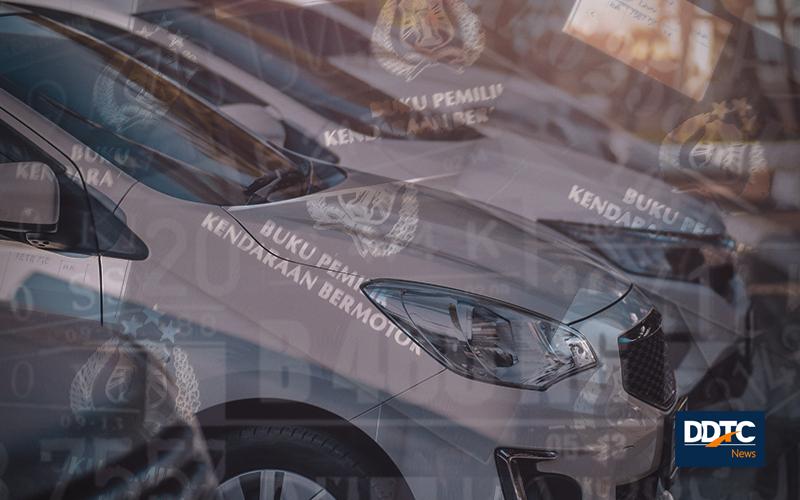 Tunggak Pajak, Ratusan Kendaraan Dinas Ditarik