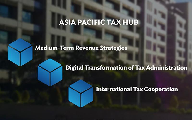 ADB Resmi Luncurkan Asia Pacific Tax Hub