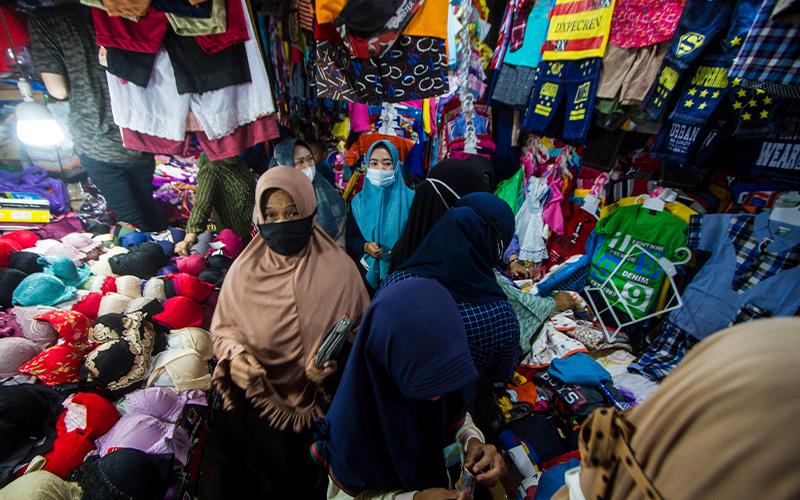 Inflasi Inti Rendah, Daya Beli Masyarakat Dinilai Belum Pulih