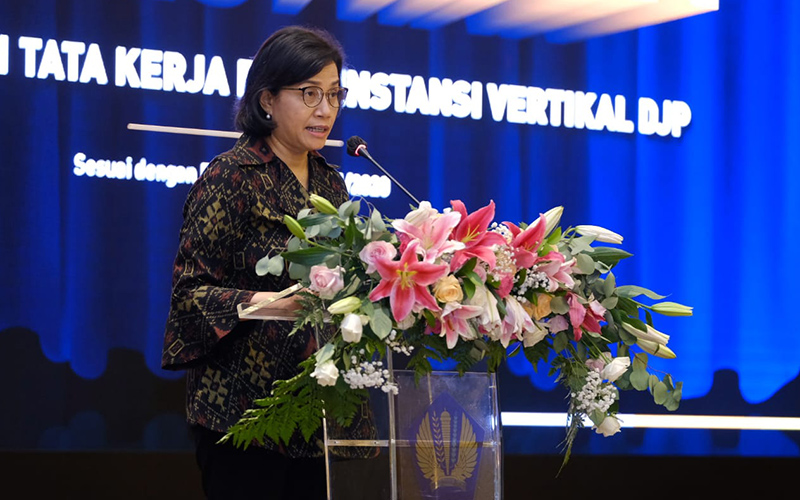 KPP Madya Bertambah, Sri Mulyani Ingin Pelayanan WP Kaya Bisa Membaik