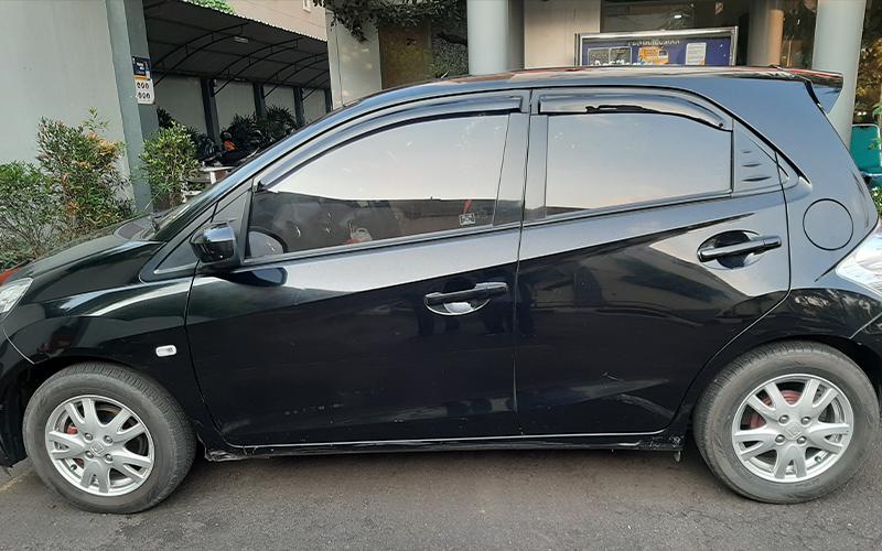Honda Brio Hasil Sitaan Pajak Dilego Mulai Rp67,5 Juta