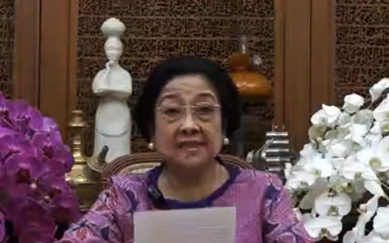 Soal Transparansi Pajak dan SIN, Ini Cerita Megawati Soekarnoputri