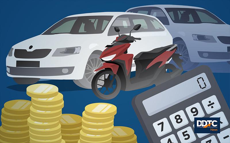 250 Kendaraan Dinas Belum Lunasi Pajak