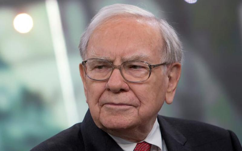 Warren Buffett Hanya Bayar Pajak 0,1% dari Tambahan Kekayaannya