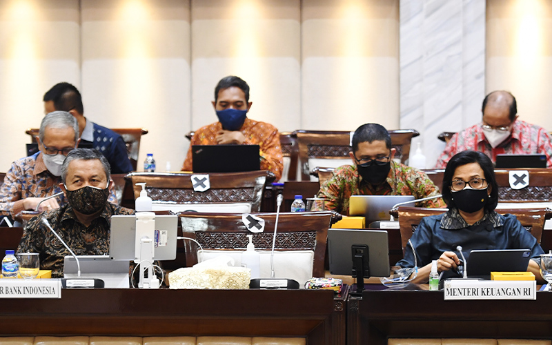 Komisi XI Setujui Asumsi Makro dan Target Pembangunan 2022