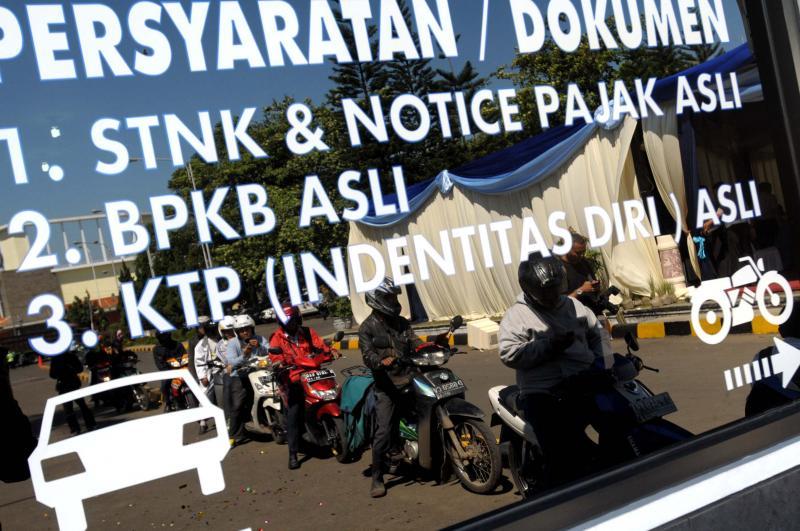 Provinsi Ini Gelar Pemutihan Pajak Kendaraan Bulan Depan