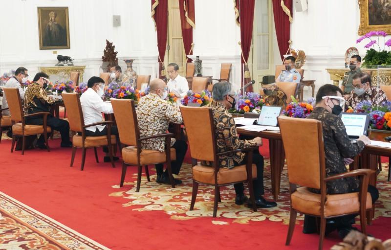 Presiden Minta Digitalisasi UMKM Dipercepat
