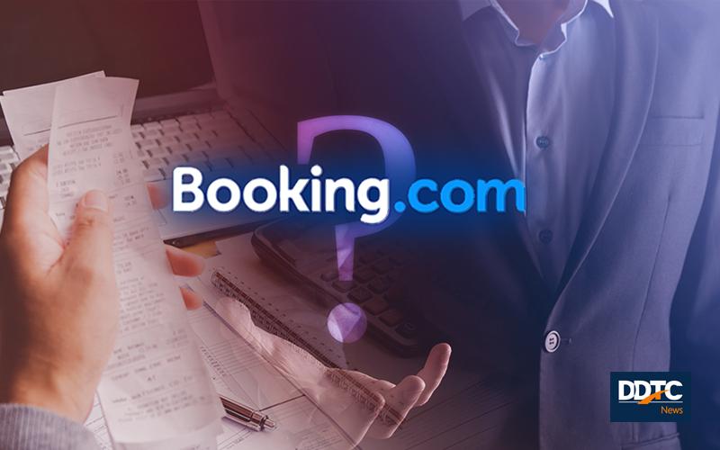 Kurang Setor PPN, Booking.com Kena Tagih Pajak Rp2,6 Triliun