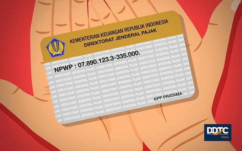 KPK Dorong Pendaftaran NPWP Cabang, Ini Alasannya