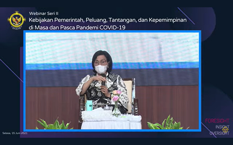 Soal Konsensus Pajak Digital, Sri Mulyani Sebut Negosiasi Cukup Alot