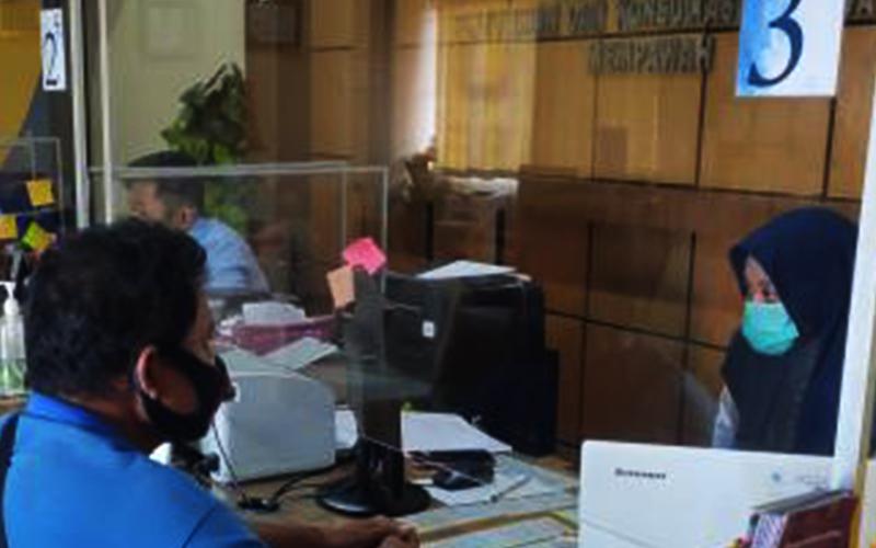Dapat Surat Teguran dari DJP, Beberapa Wajib Pajak Datangi KP2KP